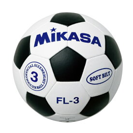 品番:FL3-WBK ≪2014春夏≫サッカーボール3号球【ミカサ】3号球 ≪MIKASA2014SS≫ボール キッズ ジュニア 幼稚園 ボール レクリエーション
