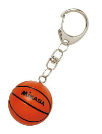 品番:KH-BB 【ミカサ】キーホルダー/バスケットボール 卒団 卒団記念品 卒業記念品 記念品 バスケ