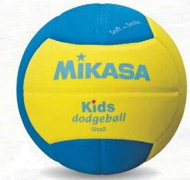 品番:SD20-YBL 【ミカサ】キッズドッジボール2号スマイルボール(EVA)ボール キッズ ジュニア 小学生 幼稚園 小学校 ボール レクリエーション