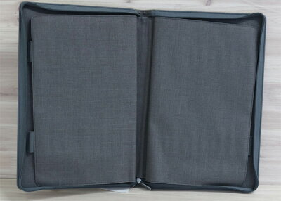 KacoカコALIOアリオシリーズペンケース40本用グレーナイロン軽量K1231-1010-40