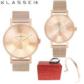【正規販売】KLASSE14 クラスフォーティーン クラス14 Volare ボラーレ VO14RG003M VO14RG003W 42mm 36mm メンズ レディース ペアウォッチ