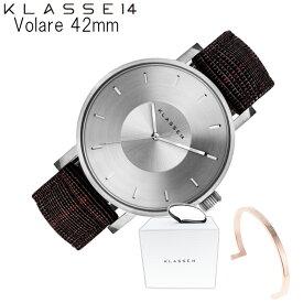 【正規販売】KLASSE14 クラスフォーティーン クラス14 Volare ボラーレ KO16SA007M 42mm メンズ