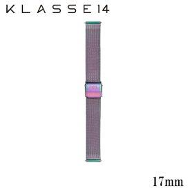 【正規販売】KLASSE14 クラスフォーティーン クラス14 Volare ベルト 替えベルト 17mm レディース