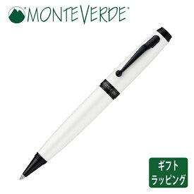 【廃番】【正規販売店】MONTEVERDE モンテベルデ インベンシア カラーフュージョン ホワイト ボールペン