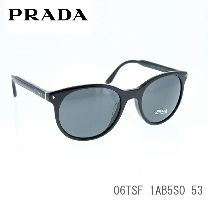 国内正規品 PRADA プラダ 06TSF 1AB5SO 53 サングラス