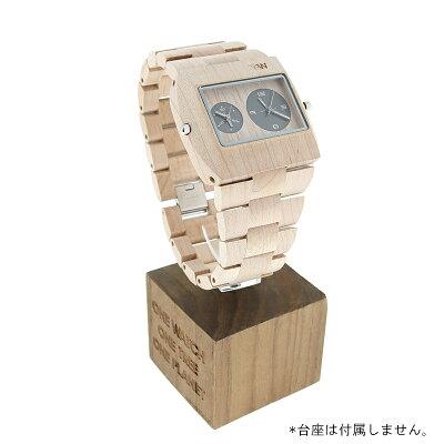 【正規販売店】ウィーウッドWeWoodJUPITERrsBEIGE腕時計【送料無料】【あす楽】