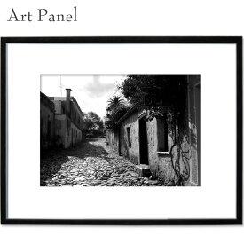 アートパネル 大きい モノクロ パネル 海外 アート モダン 玄関 壁掛け a2 アクリル 額付 黒フレーム 写真 飾る 絵画 ポスター