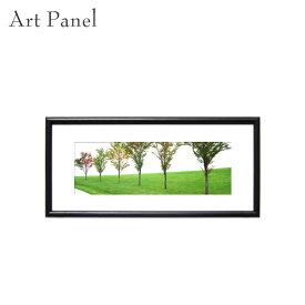 絵画 横長 風景 アートパネル 自然 ウォールアート アートボード インテリア おしゃれ 壁 飾る 絵 額縁