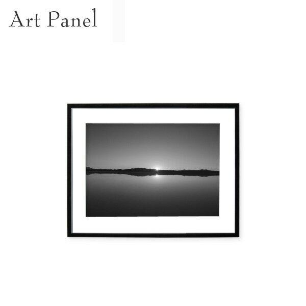 アートパネル 壁 インテリア モノクロ 海外 ウユニ塩湖 おしゃれ 景色 部屋 リビング 壁面 装飾