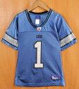 Reebok リーボック NFL Detroit Lions デトロイト・ライオンズ フットボールシャツ ナンバリング メッシュ ユニフォー…