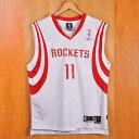 【ビッグサイズ】Reebok リーボック NBA Houston Rockets ヒューストン・ロケッツ 姚明 ヤオ・ミン バスケ タンクトッ…