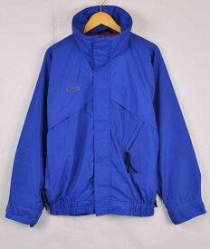 ヴィンテージ 1990年代 Columbia コロンビア ナイロンジャケット ブルー メンズM【中古】■