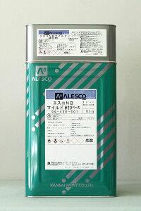 【送料無料】エスコNBマイルド 赤さび 18Kg/セット 関西ペイント ペンキ 塗装 鉄部 JIS-K- 5551