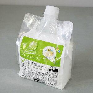 【63%OFF】アレスシックイ ホワイト 0.7L 関西ペイント ペンキ DIY 消臭 抗菌 抗ウイルス 有害物質吸着 防火認定 調湿 トイレ 鳥インフルエンザ