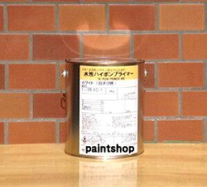 水性ハイポンプライマー 4kg 水性錆止め塗料 日本ペイント