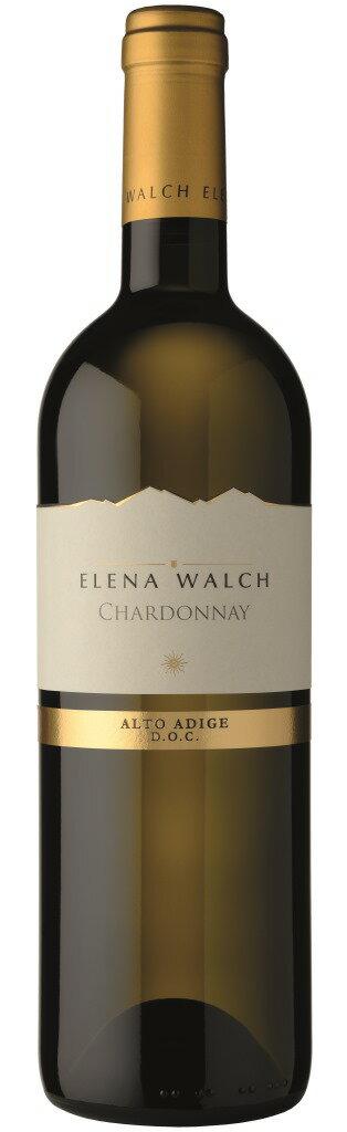 【イタリアワイン】《ELENA WALCH》【 Chardonnay Alto Adige DOC 2016 】エレナ・ワルクシャルドネ アルト・アディジェ DOC 2016750ml(白ワイン)