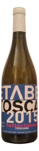 【イタリアワイン】《Fattoria Kappa》【 `ETABETA' IGT Toscana Biacno 2016 】ファットリア・カッパビアンコ IGT トスカーナ エタベタ 2016750ml(白ワイン)