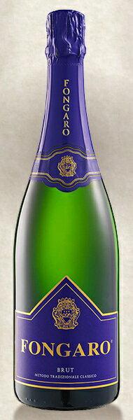 【イタリアワイン】《Fongaro Societa Agricola》【Spumante Brut Lessini Durello DOC】フォンガロスプマンテ ブリュット レッシーニ ドゥレッロ DOC750ml(白/発泡ワイン)