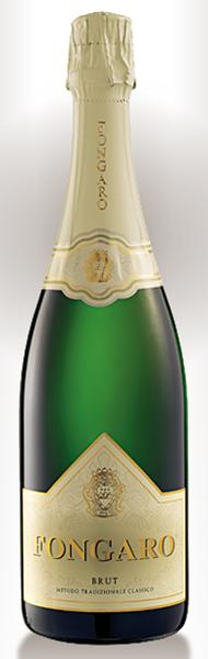 【イタリアワイン】《Fongaro Societa Agricola》【Spumante Cuv`ee】フォンガロスプマンテ キュヴェ750ml(白/発泡ワイン)【シャンパン・スパークリングワイン】