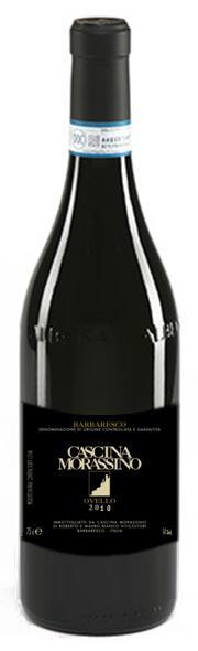 """【イタリアワイン】《 Cascina Morassino 》【 Barbaresco """"Ovello"""" DOCG 2010 】カシーナ・モラッシーノバルバレスコ """"オヴェッロ"""" 2010750ml (赤ワイン)ネッビオーロ100%"""