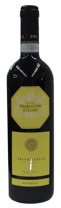 """【イタリアワイン】《 Trabucchi d'illasi 》【 Valpolicella DOC'Un Anno'2014】トラブッキ ディッラージヴァルポリチェッラ ″ウナンノ""""2014750ml (赤ワイン)"""
