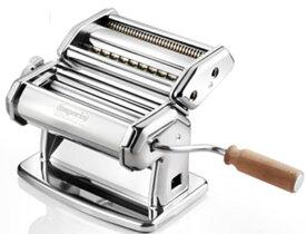 家庭用手動式パスタマシン『インペリアSP150』《ペンネ特別セット》【送料無料・正規輸入品】【イタリア製パスタマシン 製麺機 パスタマシーン 家庭用パスタマシン】