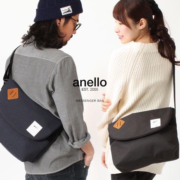 anello/アネロ メッセンジャーバッグ/ショルダーバッグ
