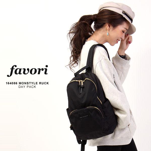 FAVORI/ファヴォリ リュック モンスタイル リュック デイパック バックパック