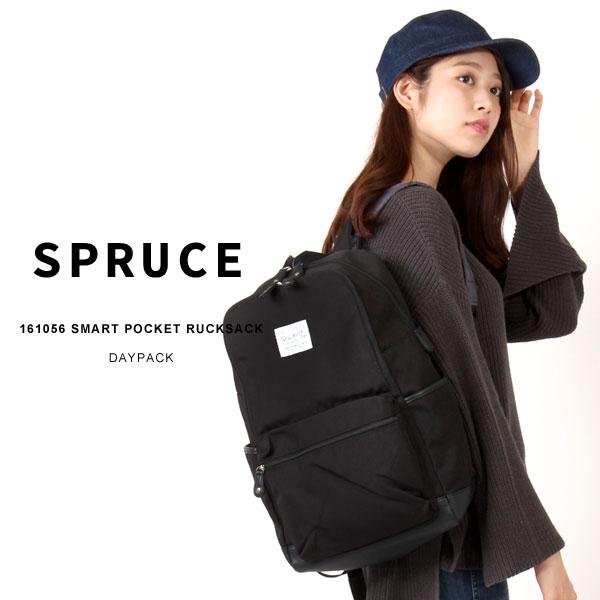 spruce/スプルス スマート ポケリュック/デイパック バックパック リュックサック リュック