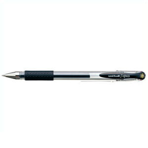 ユニボール シグノ 極細シリーズ [黒] 0.38mm UM151