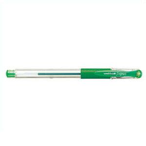 ユニボール シグノ 極細シリーズ [緑] 0.28mm UM15128