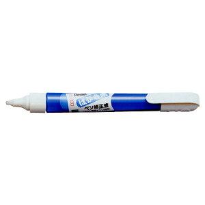 ペン修正液 はがき用【油性・水性インキ両用】 ぺんてる XZL22-H