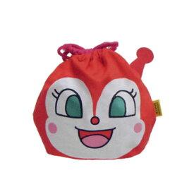 アンパンマン フェイス巾着 【ドキンちゃん】 伊藤産業 ANP-680-110919