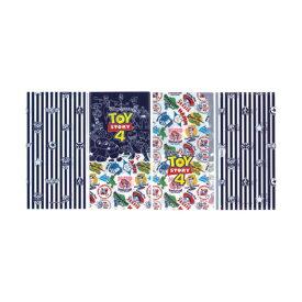ディズニー 抗菌マスクケース 3ポケットタイプ 【TOY STORY4】 プレーリードッグ DSN-MSK3P-023