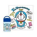 ★ドラえもん 【I'm Doraemon ぬいぐるみいっぱい】 ケース付おしぼり 7884 スケーター OA5-517884