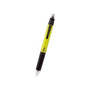 ★ノック式消せる3色ゲルインクボールペン 限定モデル Nイエロー uni-ball R:E3(ユニボール アールイー3)【0.5mm/替え芯付】 4432 三菱鉛筆 URE3-500-05KTNY