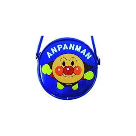 アンパンマン 丸ポシェット 【青】 伊藤産業 ANA-1200-010875