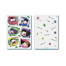 おそ松さん クリアファイル3ポケット【全体3】 ベルハウス FTON-03