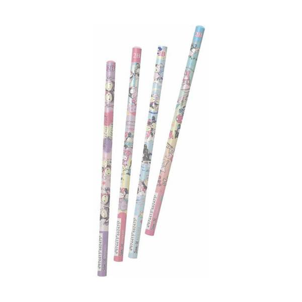 センチメンタルサーカス 鉛筆(2B)【スピカと迷子星パレード】※全4種類☆どれが届くかはお楽しみ♪※ サンエックス PN99901