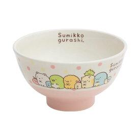 すみっコぐらし ちゃわん【ピンク】 サンエックス TK09901