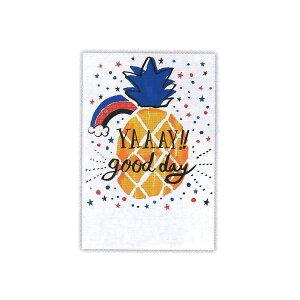 ▲夏柄 サマーポストカード 【UVパイナップル】 ホールマーク SCP-705-671