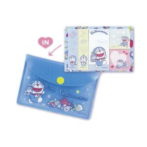 ドラえもん I'm Doraemon ポーチ入り付箋【ぬいぐるみ】 ティーズファクトリー ID-5540125NG