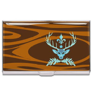 アクメ カードケース 2013 CHBO01BC ビヴ・ホーグ ディア・プルーデンス ACME カード入れ 名刺入れ 男性 女性 おしゃれ シンプル ギフト プレゼント 父の日 母の日