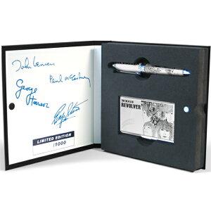 アクメ ローラーボール&カードケース 限定品 ザ・ビートルズ コレクション PBEA07/SET THE BEATLES リボルバー