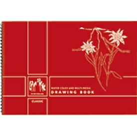 カランダッシュ アクセサリー 619824 エーデルワイス水彩紙ブック SM アルビレオ CARAND'ACHE スケッチブック 高級紙 水彩 絵 画材