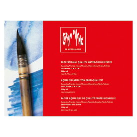 カランダッシュ ドローイングパッド 水彩用ペーパー 0454-006 CARAND'ACHE 水彩 水彩用 水彩画 画材 画材道具