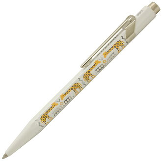 Caran d'Ache Ballpoint pen Limited edition Japan limited model 849 Happy Happy Zoo NF0849-ZOO12 Giraffe