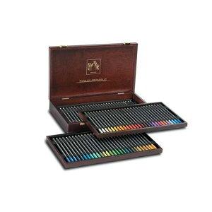 カランダッシュ CARAND'ACHE 色鉛筆 ミュージアムアクアレル水溶性色鉛筆 3510-476 木箱セット 【 プレゼント ギフト 】【ペンハウス】 (49000)
