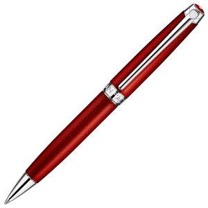 名入れ ボールペン カランダッシュ ボールペン レマン コレクション ルージュカーマイン 4789-580 CARAND'ACHE 名前入り 1本から プレゼント おしゃれ かっこいい 男性 女性 高級ボールペン