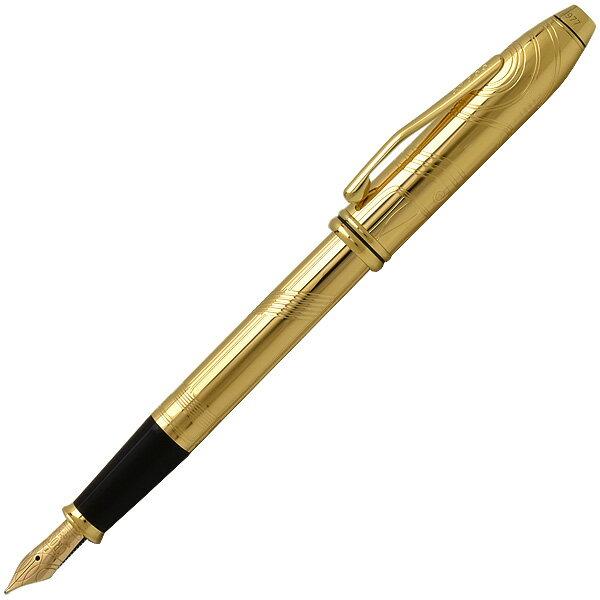 クロス 万年筆 タウンゼント スター・ウォーズ リミティッド エディション C-3PO AT0046D-39 【STAR WARS】【送料無料・ラッピング無料】「ブランド」【高級万年筆】【 プレゼント ギフト 】【万年筆・ボールペンのペンハウス】 (70000)